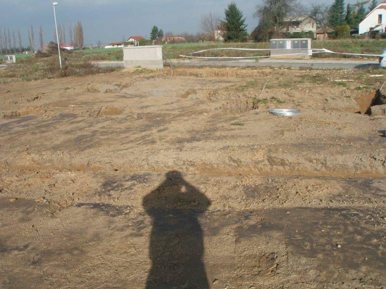 zemní a výkopové práce bagrymk Úhřetická Lhota
